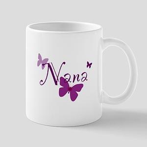 Nana Butterflys Mug