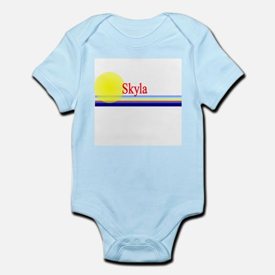 Skyla Infant Creeper