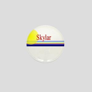 Skylar Mini Button