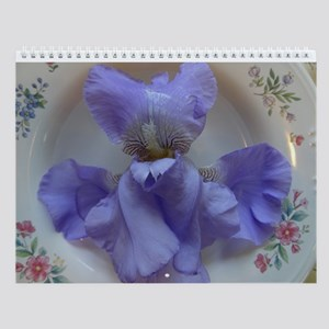 Nothing But Flowers - 2014 Wall Calendar