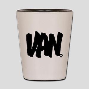 VAN Brushed Shot Glass