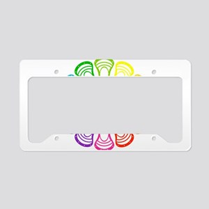 Lacrosse Spectrum License Plate Holder