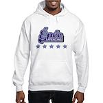 Epee Fencing Hooded Sweatshirt