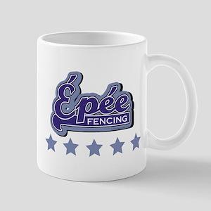 Epee Fencing Mug