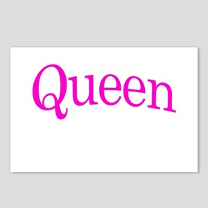 Queen Postcards (Package of 8)