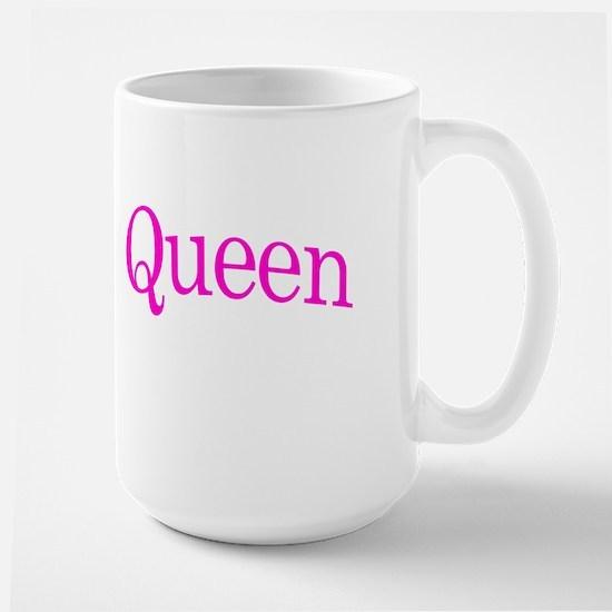 Queen Large Mug
