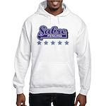 Sabre Fencing Hooded Sweatshirt