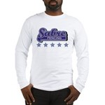 Saber Fencing Long Sleeve T-Shirt
