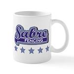Sabre Fencing Mug