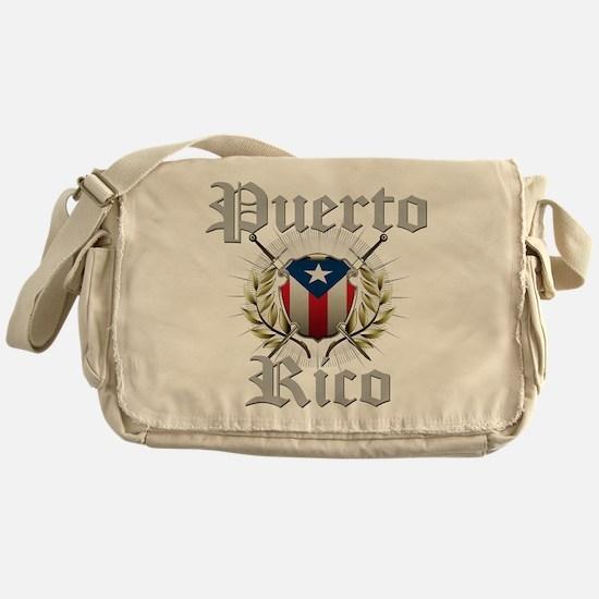 Puerto Rico Messenger Bag