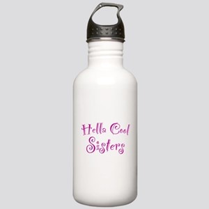 Hella Cool Sisters Stainless Water Bottle 1.0L