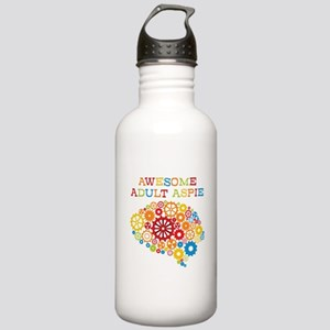Aspie Adult Autism Stainless Water Bottle 1.0L