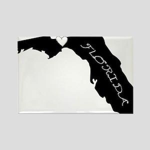 Tallahassee Florida Rectangle Magnet