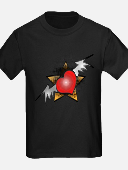 heart-star.png T-Shirt