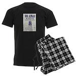 Leo Botrick Wanted Men's Dark Pajamas