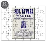 Leo Botrick Wanted Puzzle