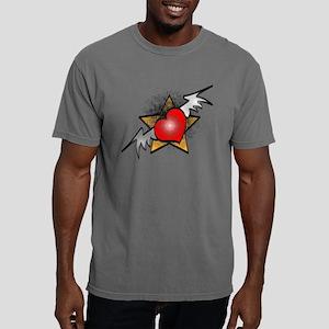 heart-star Mens Comfort Colors Shirt