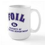 Foil Dept: Large Mug
