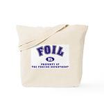 Foil Dept: Tote Bag