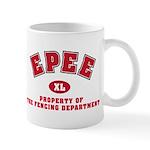 Epee Dept: Mug