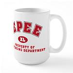 Epee Dept: Large Mug