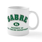 Sabre Dept: Mug