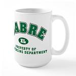 Sabre Dept: Large Mug