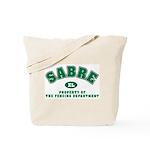 Sabre Dept: Tote Bag