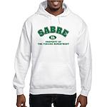 Sabre Hooded Sweatshirt