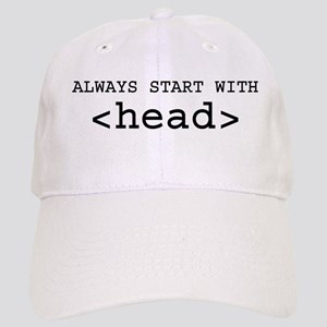 Start With Head Cap