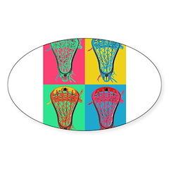 Lacrosse BIG 4 Decal