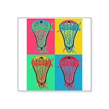 Lacrosse BIG 4 Sticker