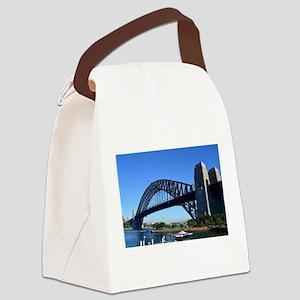 Sydney Harbour Bridge Canvas Lunch Bag