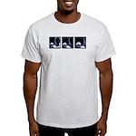Sequence: Ash Grey T-Shirt