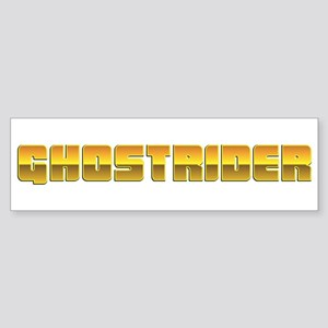 Ghostrider Bumper Sticker