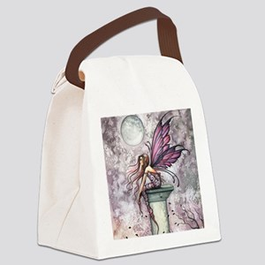 The Lookout Fairy Fantasy Art Canvas Lunch Bag