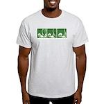 Green Sequence: Light T-Shirt