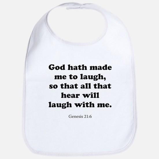 Genesis 21:6 Bib