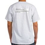 Maestro: Ash Grey T-Shirt