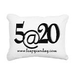 5@20 Rectangular Canvas Pillow