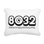 8@32 Rectangular Canvas Pillow