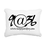 9@36 Rectangular Canvas Pillow
