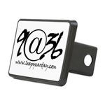 9@36 Rectangular Hitch Cover