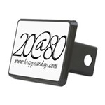20@80 Rectangular Hitch Cover