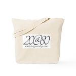 20@80 Tote Bag