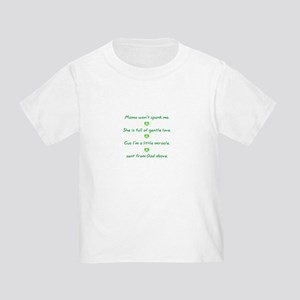 No spanking Toddler T-Shirt