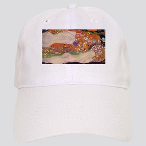 Gustav Klimt Water Serpents Cap