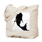 Armed Mermaid: Tote Bag