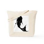Armed Mermaid: Tote Bag