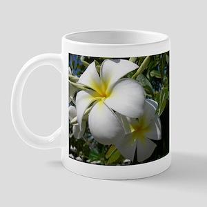Tiare Flowers Mug